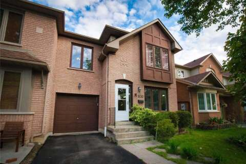 Townhouse for sale at 1630 Arcadia Sq Pickering Ontario - MLS: E4775500