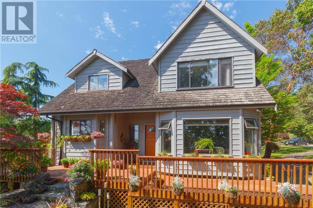 House for sale at 1630 Davies Rd Victoria British Columbia - MLS: 416383