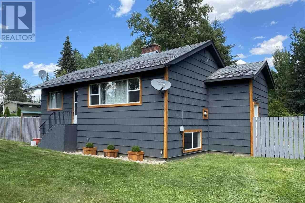 House for sale at 1630 Main St Valemount British Columbia - MLS: R2485256