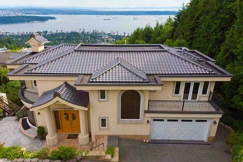 House for sale at 1630 Marlowe Pl West Vancouver British Columbia - MLS: R2381271