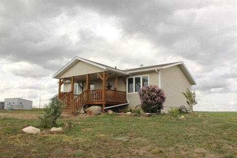 House for sale at 163007 254  Rural Vulcan County Alberta - MLS: A1014663