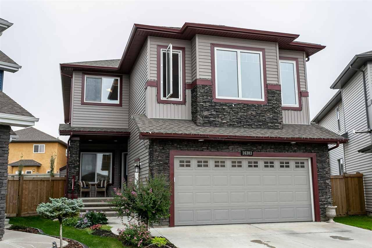 House for sale at 16303 135 St Nw Edmonton Alberta - MLS: E4173275