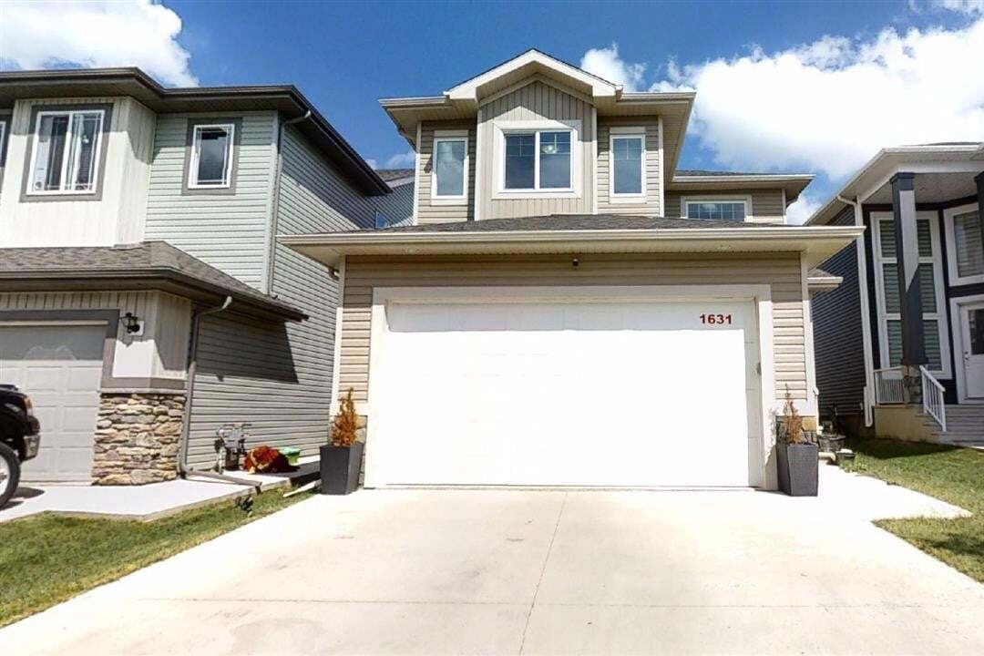 House for sale at 1631 19 St NW Edmonton Alberta - MLS: E4204540