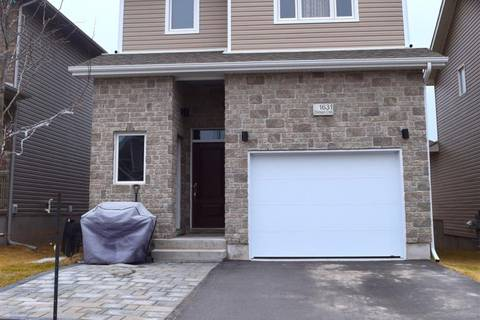 Townhouse for sale at 1631 Crimson Cres Kingston Ontario - MLS: K19001917