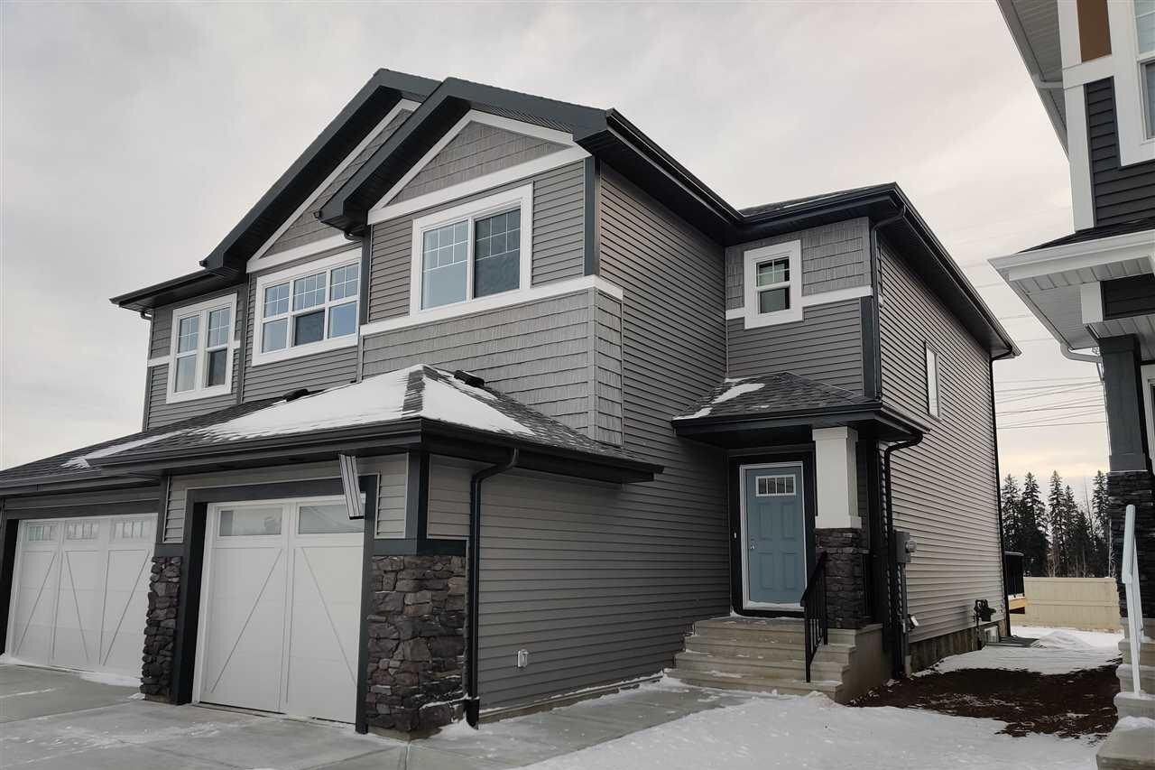 Townhouse for sale at 1631 Enright Wy NW Edmonton Alberta - MLS: E4223632