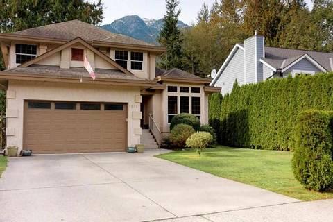House for sale at 1631 Macdonald Pl Squamish British Columbia - MLS: R2356396