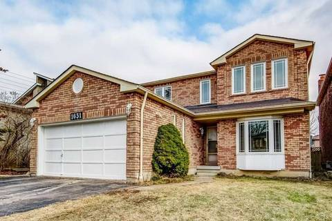 House for sale at 1631 Meadowfield Cres Mississauga Ontario - MLS: W4731371