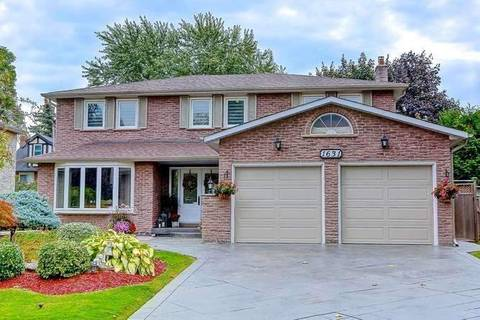 House for sale at 1631 Sherwood Forrest Circ Mississauga Ontario - MLS: W4598573