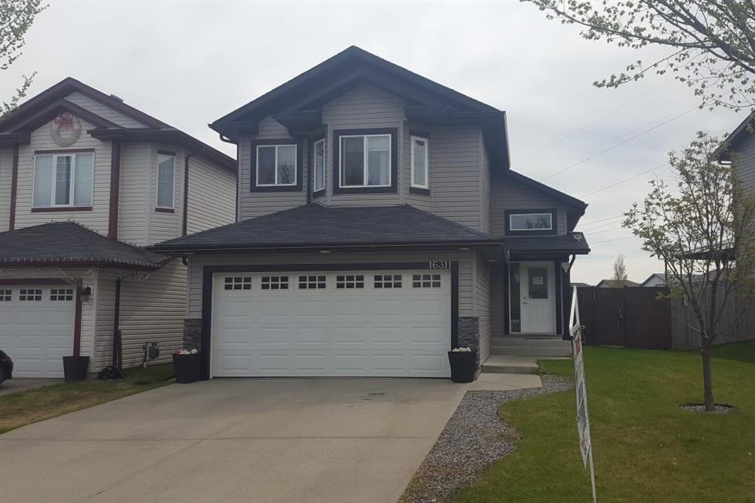House for sale at 16311 55 St NW Edmonton Alberta - MLS: E4193680