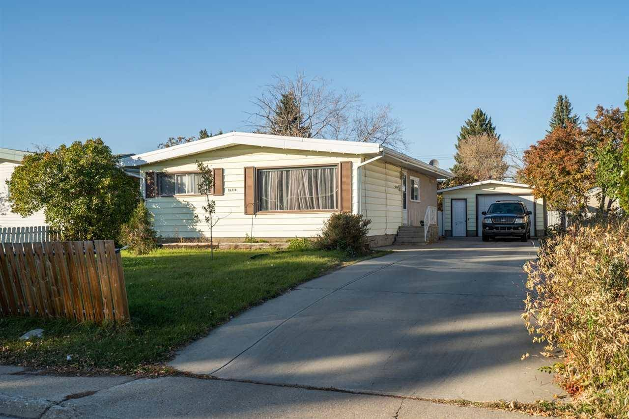 House for sale at 16314 96a Ave Nw Edmonton Alberta - MLS: E4176960