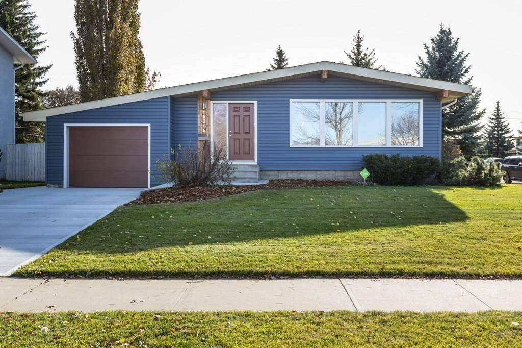 House for sale at 16315 80 Ave Nw Edmonton Alberta - MLS: E4178023