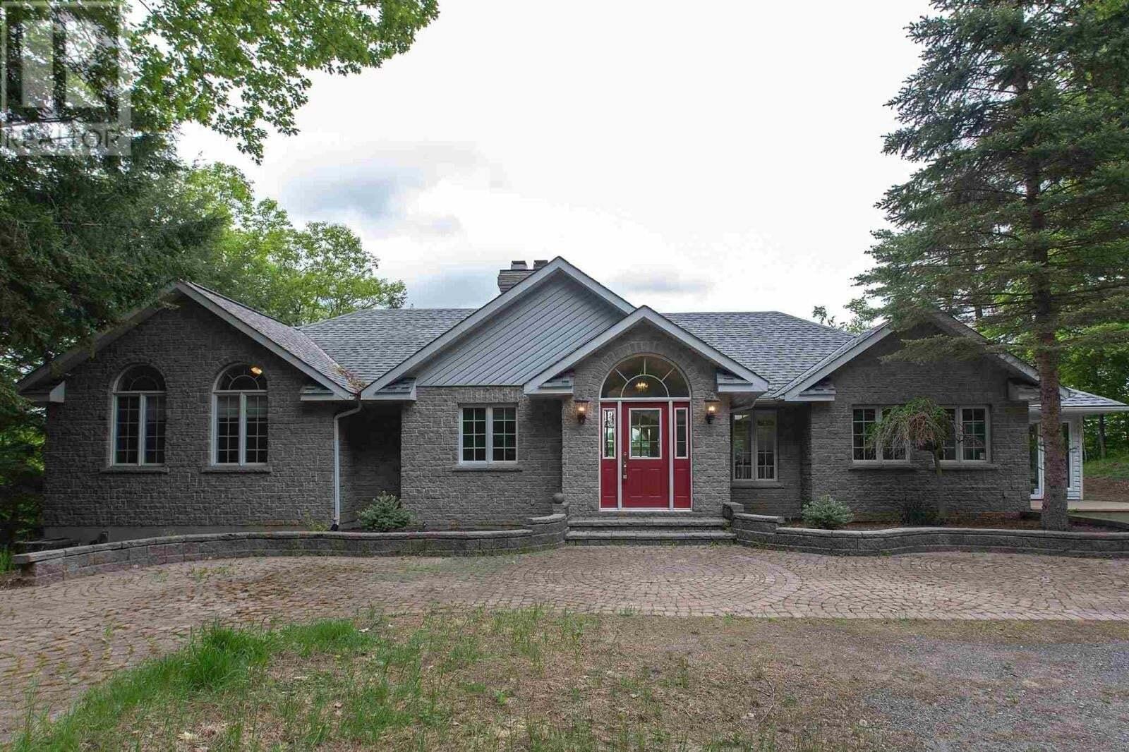 House for sale at 1633 Davis Lock Rd Elgin Ontario - MLS: K20002781