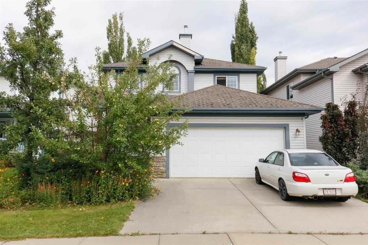 House for sale at 1633 Glastonbury Bv NW Edmonton Alberta - MLS: E4214953