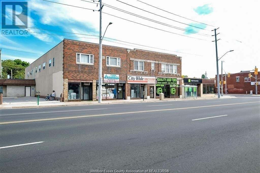 Commercial property for lease at 1633 Tecumseh Rd East Windsor Ontario - MLS: 20013552