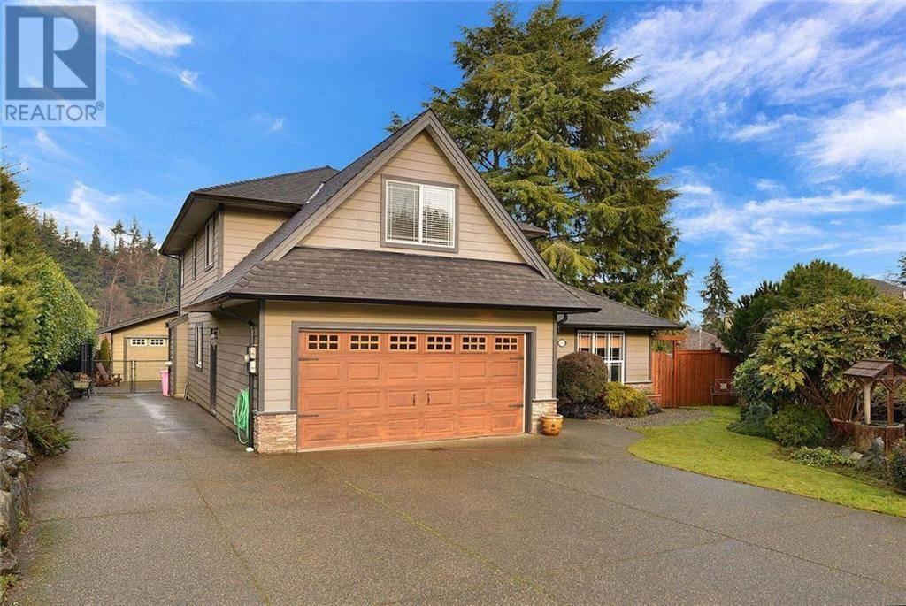 House for sale at 1634 Elise Cs Sooke British Columbia - MLS: 421868