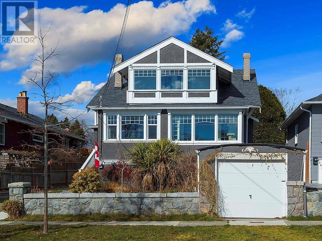 House for sale at 1634 Pinewood Ave Victoria British Columbia - MLS: 413662