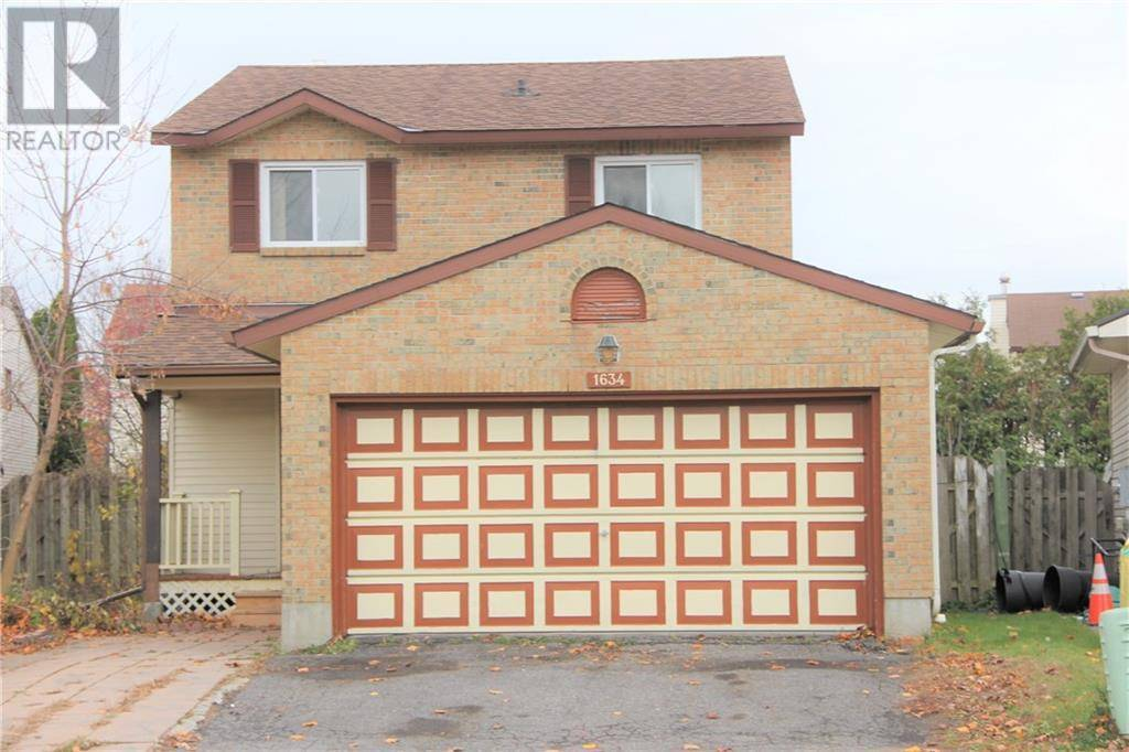 House for sale at 1634 Prestwick Dr Ottawa Ontario - MLS: 1174474