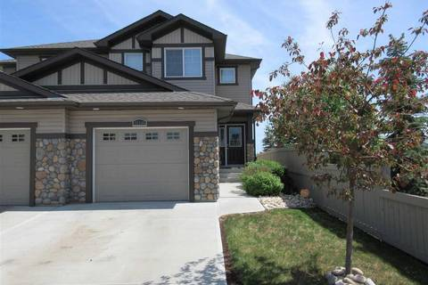 Townhouse for sale at 16345 134 St Nw Edmonton Alberta - MLS: E4161119