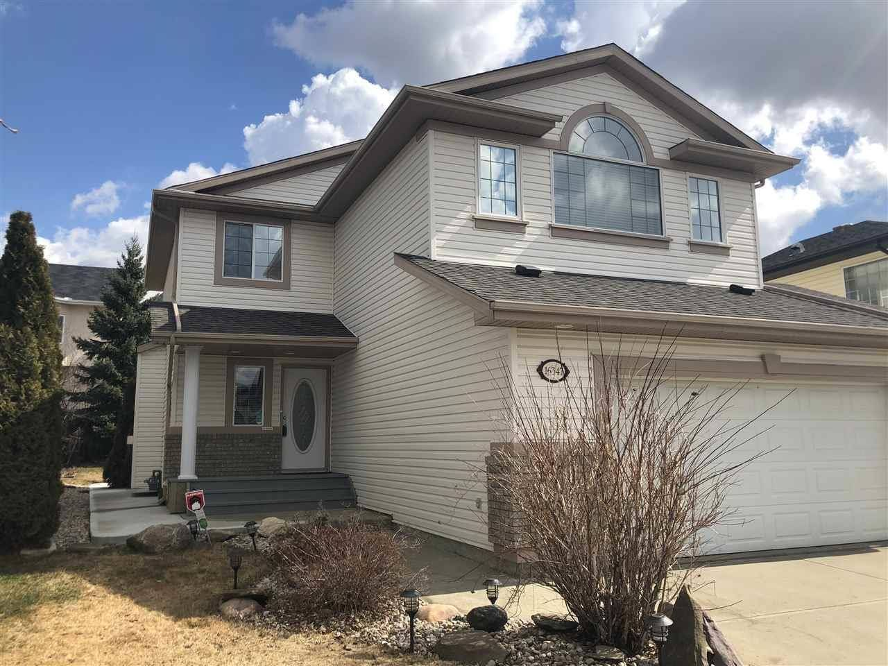 House for sale at 16347 87 St Nw Edmonton Alberta - MLS: E4192038