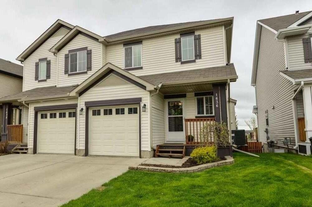Townhouse for sale at 1636 65 St SW Edmonton Alberta - MLS: E4199424