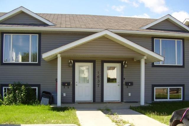 Townhouse for sale at 1637 100 Ave Dawson Creek British Columbia - MLS: 184382