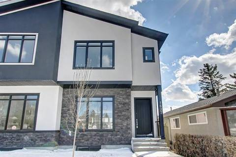 Townhouse for sale at 1637 22 Ave Northwest Calgary Alberta - MLS: C4256344