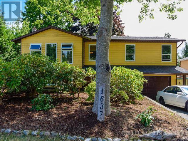House for sale at 1637 Ascot Ave Comox British Columbia - MLS: 458111