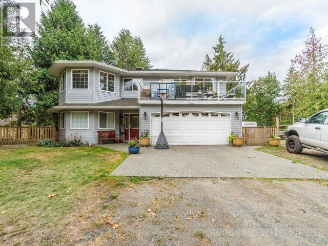 House for sale at 1637 Woobank Rd Nanaimo British Columbia - MLS: 460644