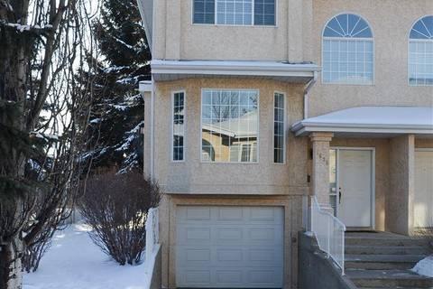 Townhouse for sale at 1638 Jamha Rd Nw Edmonton Alberta - MLS: E4144373