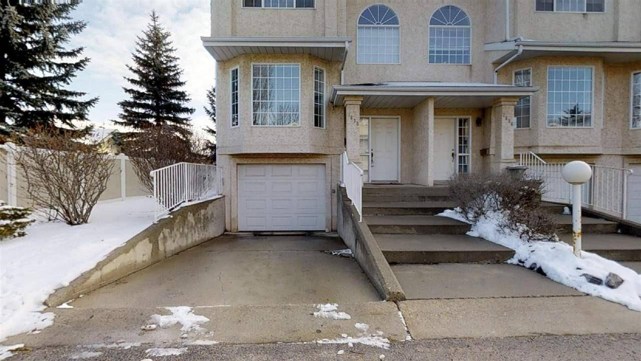 Townhouse for sale at 1638 Jamha Rd Nw Edmonton Alberta - MLS: E4180027
