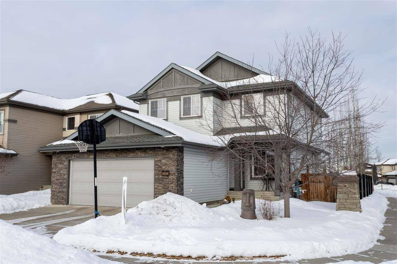 House for sale at 1638 Malone Wy Nw Edmonton Alberta - MLS: E4175221