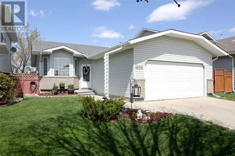 House for sale at 1638 Rousseau Cres N Regina Saskatchewan - MLS: SK771923