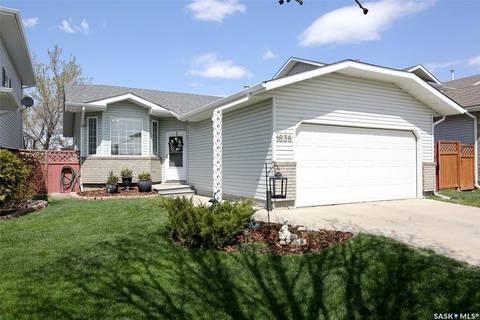 House for sale at 1638 Rousseau Cres N Regina Saskatchewan - MLS: SK787640