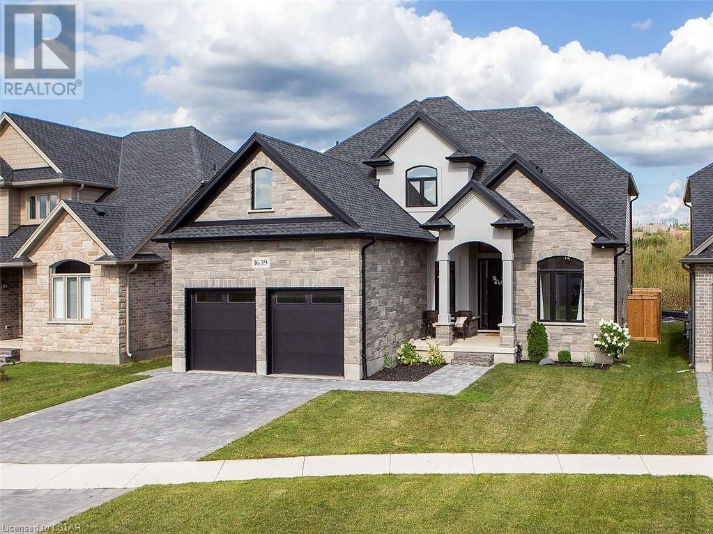 House for sale at 1639 Sandridge Ave London Ontario - MLS: 218479