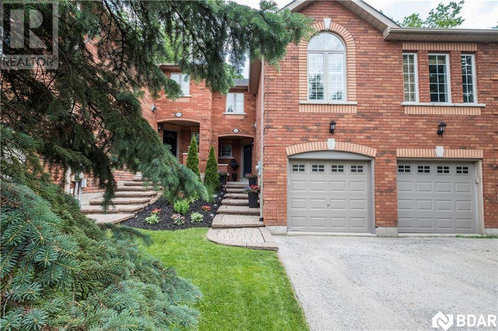 Townhouse for sale at 163 Owen St Barrie Ontario - MLS: 30760265