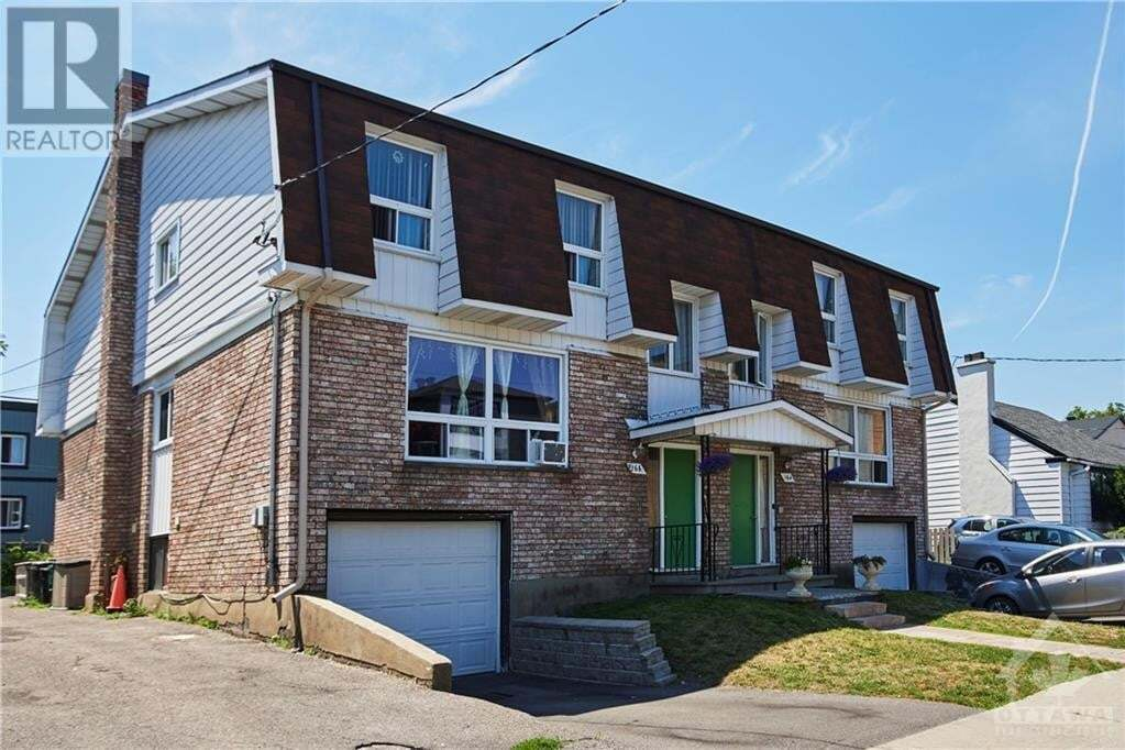 Townhouse for sale at 166 Carillon St Unit 164 Ottawa Ontario - MLS: 1199452