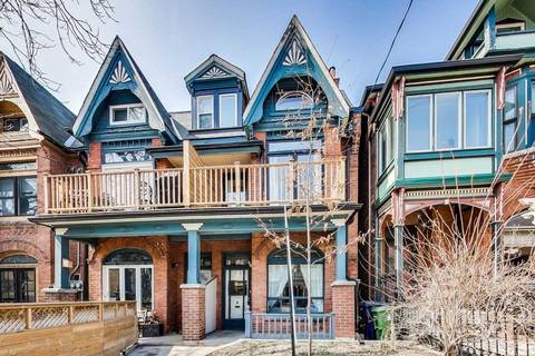 Townhouse for sale at 164 Beaconsfield Ave Toronto Ontario - MLS: C4424669