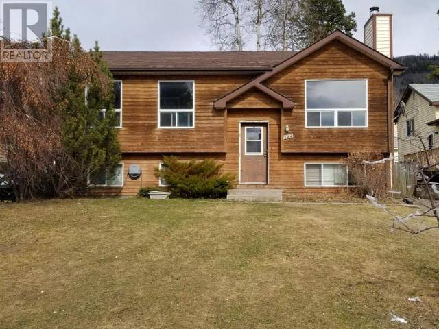 House for sale at 164 Bullmoose Cres Tumbler Ridge British Columbia - MLS: 181349