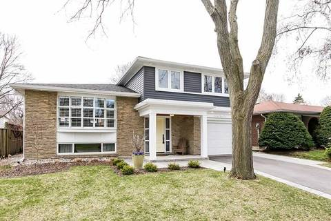 House for sale at 164 Chebucto Dr Oakville Ontario - MLS: W4398639
