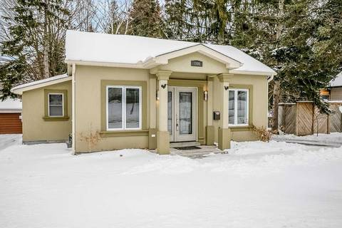 House for sale at 164 Codrington St Barrie Ontario - MLS: S4677721