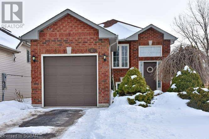 House for sale at 164 Dyer Dr Wasaga Beach Ontario - MLS: 242168