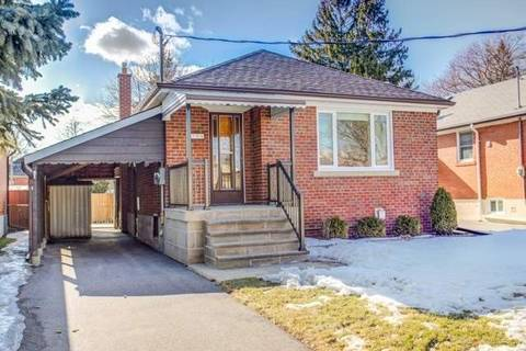 House for sale at 164 Ellington Dr Toronto Ontario - MLS: E4386309