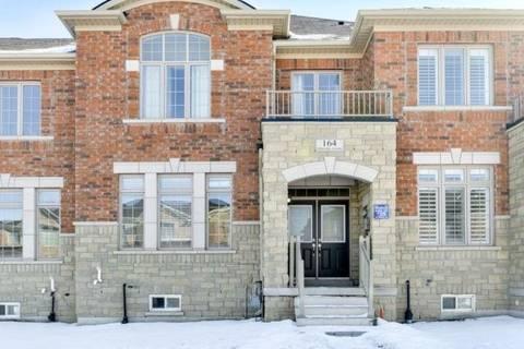 Townhouse for sale at 164 Etheridge Ave Milton Ontario - MLS: W4694355
