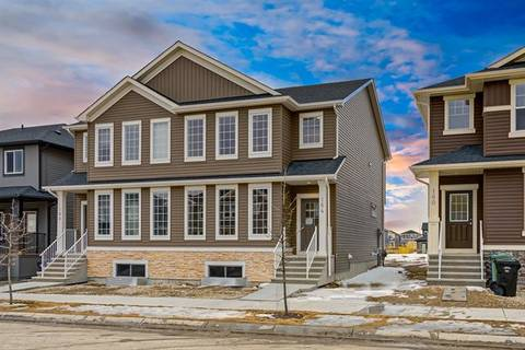 Townhouse for sale at 164 Evanston Hill(s) Northwest Calgary Alberta - MLS: C4292730