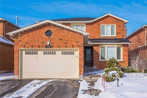 House for sale at 164 Fieldgate Dr Vaughan Ontario - MLS: N4369808