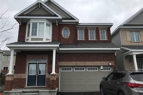 House for rent at 164 Flowing Creek Circ Ottawa Ontario - MLS: 1151222