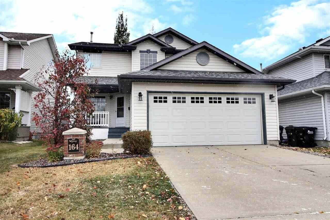 House for sale at 164 Foxhaven Pl Sherwood Park Alberta - MLS: E4218509