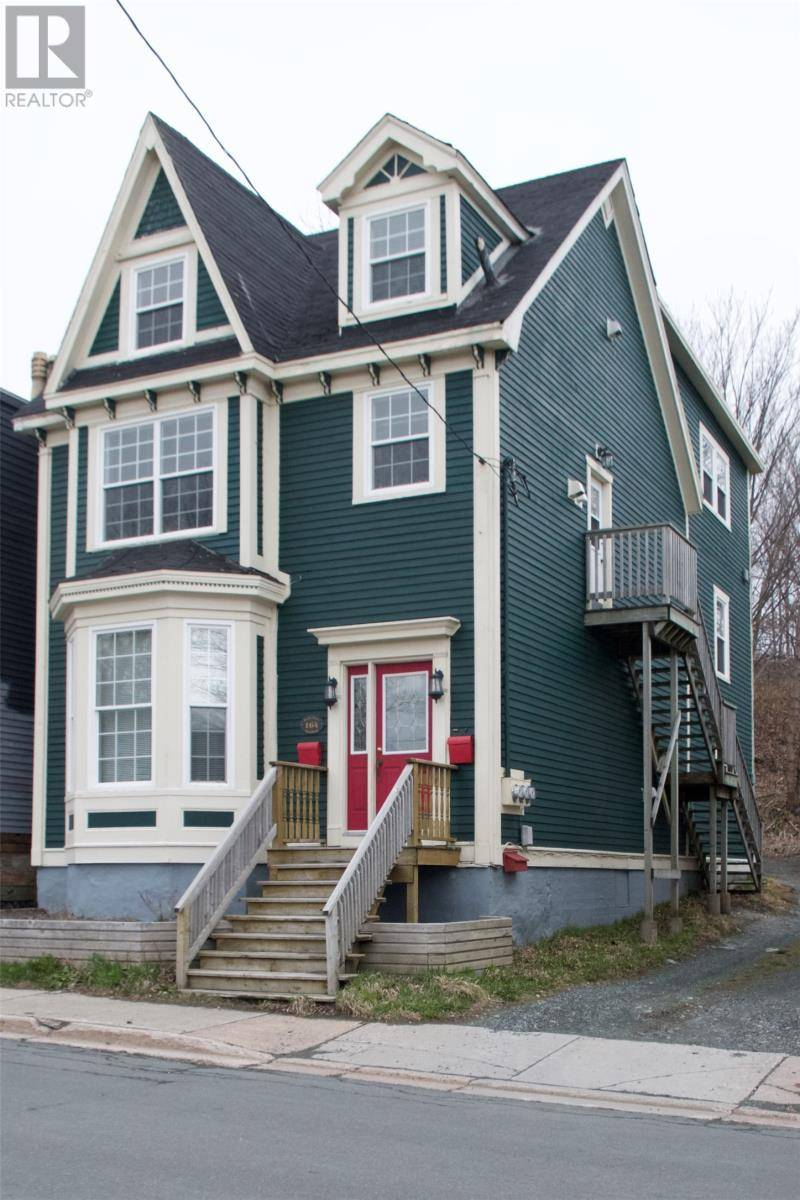 Townhouse for sale at 164 Hamilton Ave St. John's Newfoundland - MLS: 1211724