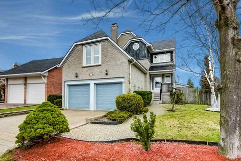 House for sale at 164 Kingsbridge Garden Circ Mississauga Ontario - MLS: W4736120