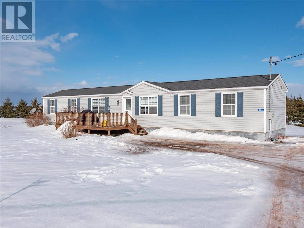 Home for sale at 164 Mckenna Rd Mermaid Prince Edward Island - MLS: 202003562